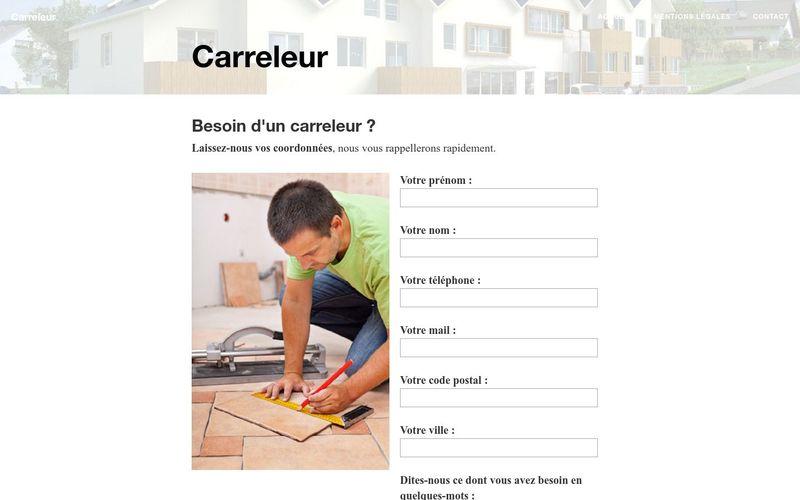 Carreleur pro