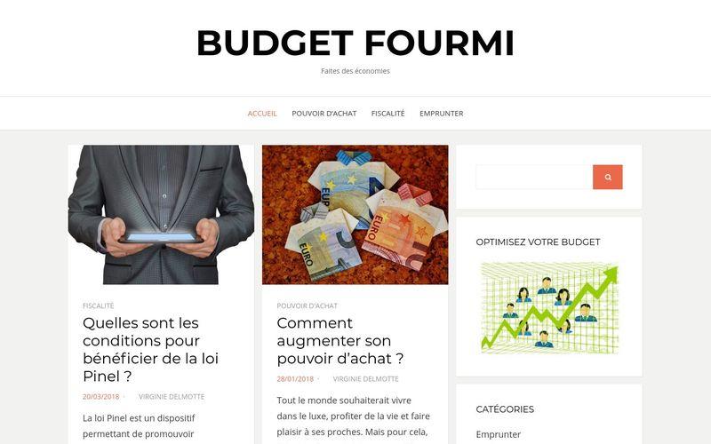 Budget fourmi : faites des économies