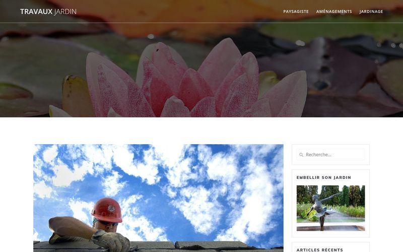 Travaux jardin - Bien aménager vos extérieurs